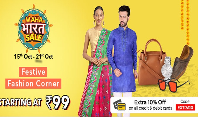 ShopClues' Maha Bharat Sale to go live from Oct 15-21
