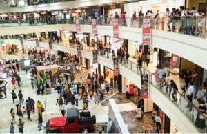 Shopping Centres & their strategies to engage with consumers this festive season