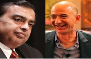 Amazon flexes muscles but Reliance holds deep war chest