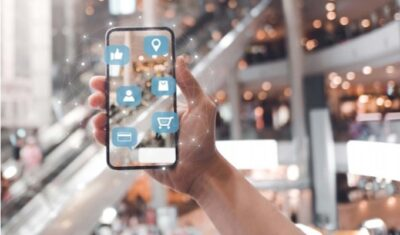 The Future of Modern Retail: Serving Customers From A Distance, Physically Digitally