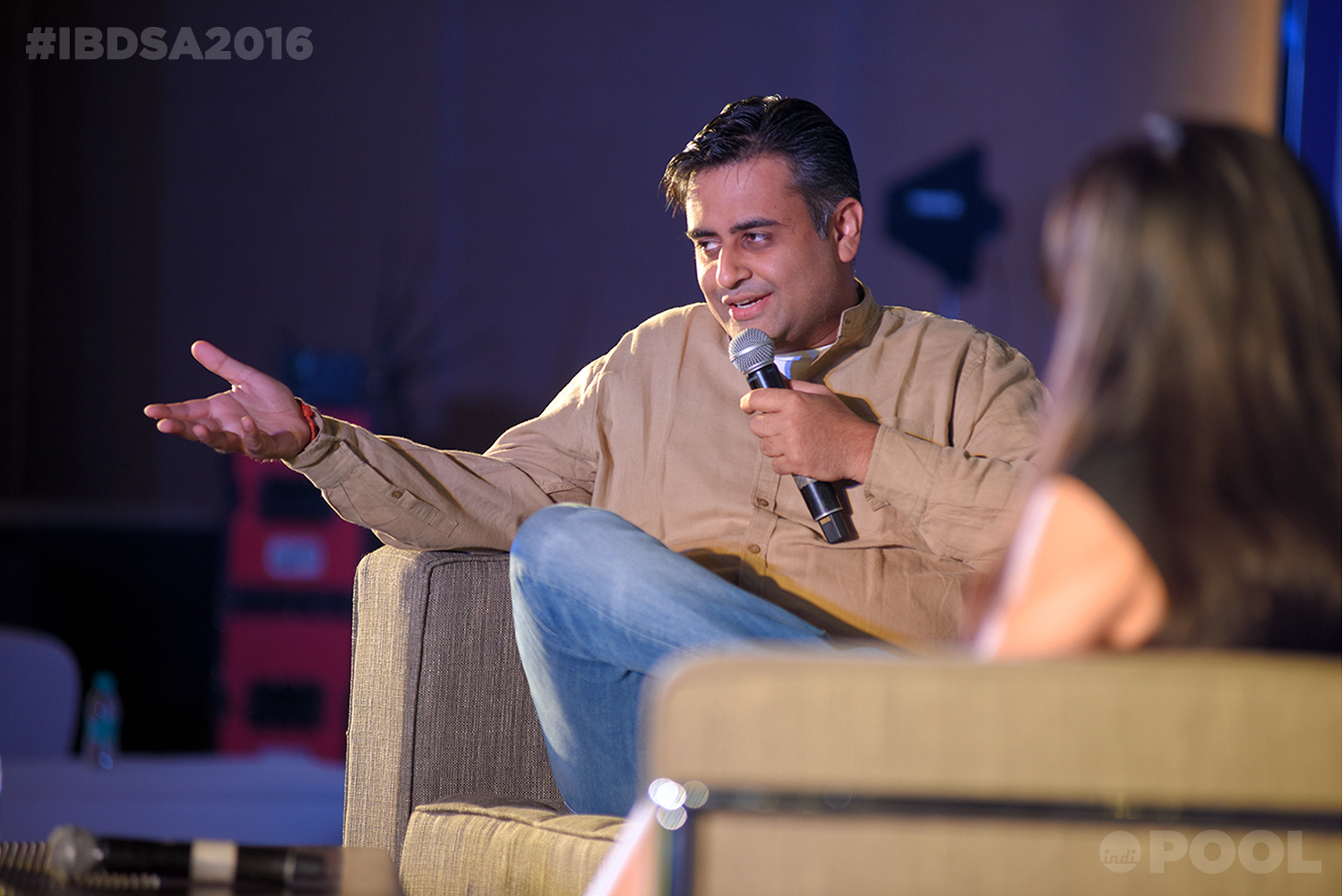 Fireside Chat: Sourabh Gupta