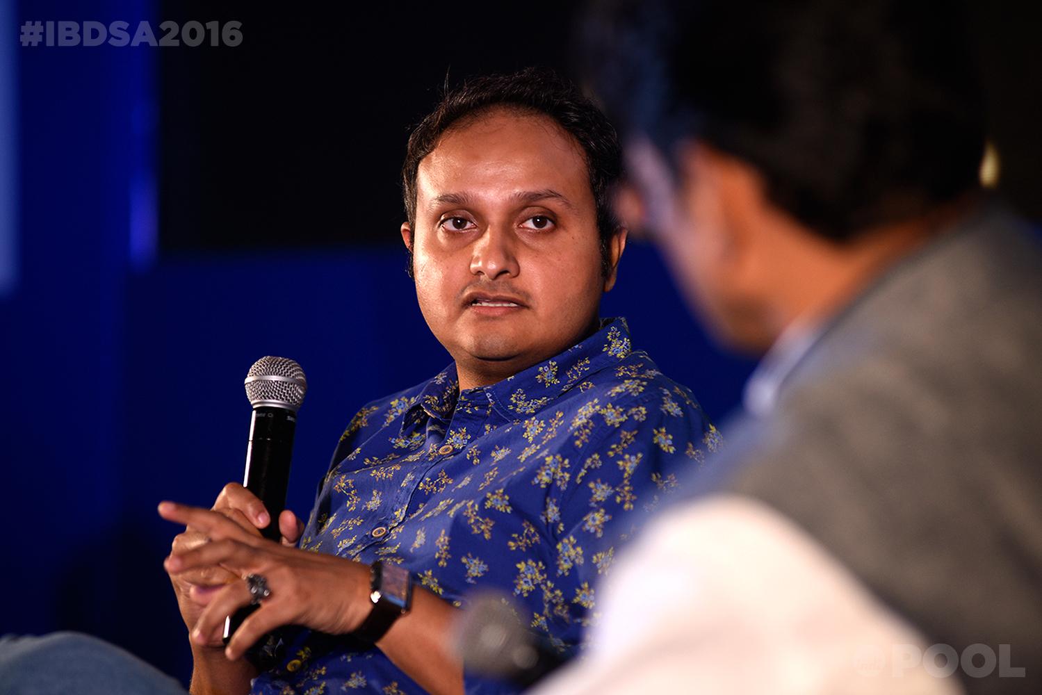 Sarthak Bagga with Shrikant Nivasarkar
