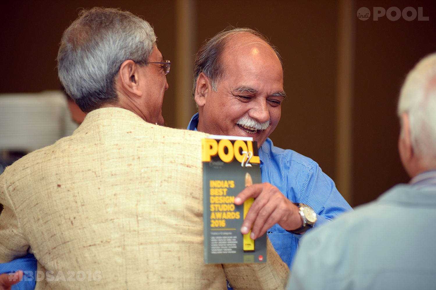 Mookesh Patel and Anil Sinha