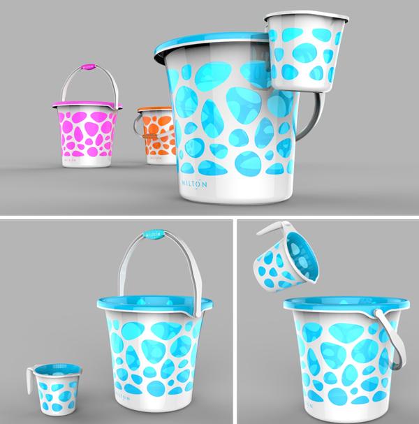 5-Duplex-Bucket