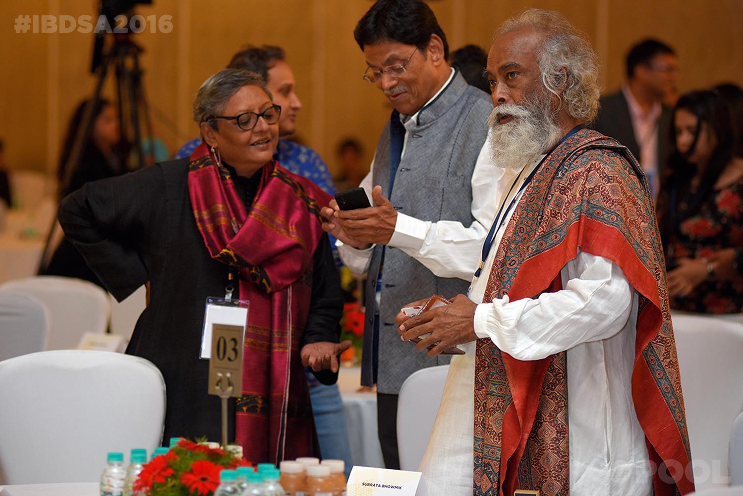 Krishna Amin, Subrata Bhowmick & Shrikant Nivasarkar