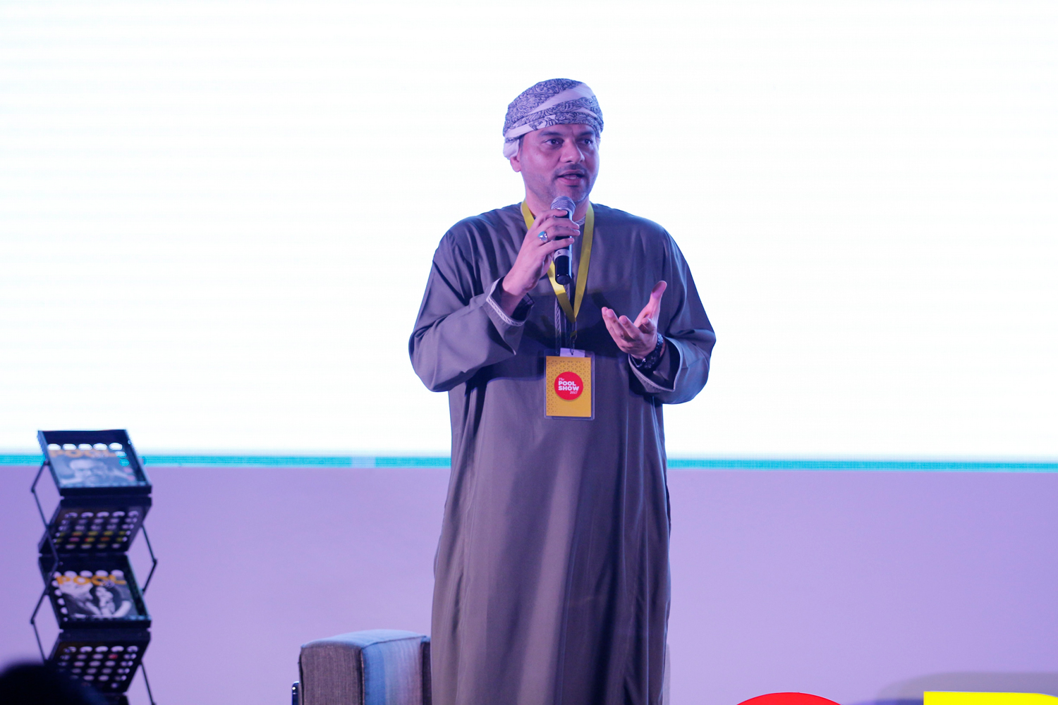 Hussain Al Lawati, of The Creative Soul Group Oman, introduces the culture and design aesthetic of Oman.