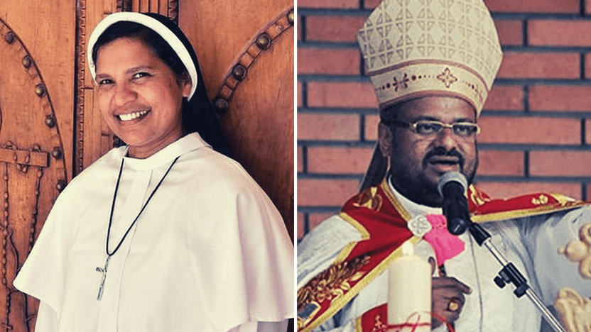 Sister Lucy on Sacking After Mulakkal Row
