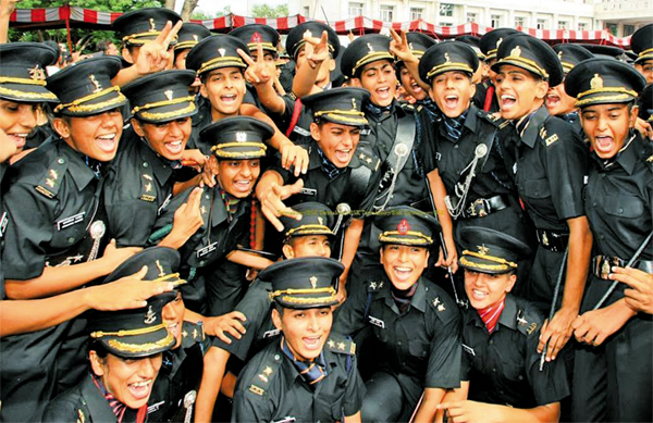 India Strategic ::. Army: Women Officers' Not Yet in Infantry