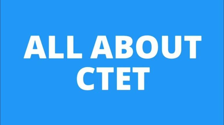 CTET, Apply Online for CTET Exam 2017,