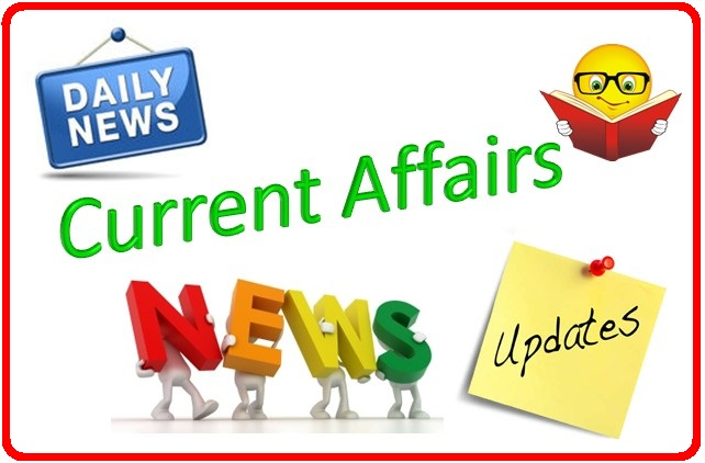 Current Affairs 2018-2