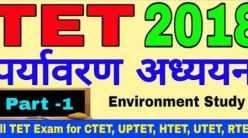 Environmental Studies Questions 41-90 HTET-CTET-REET-UPTET Notes