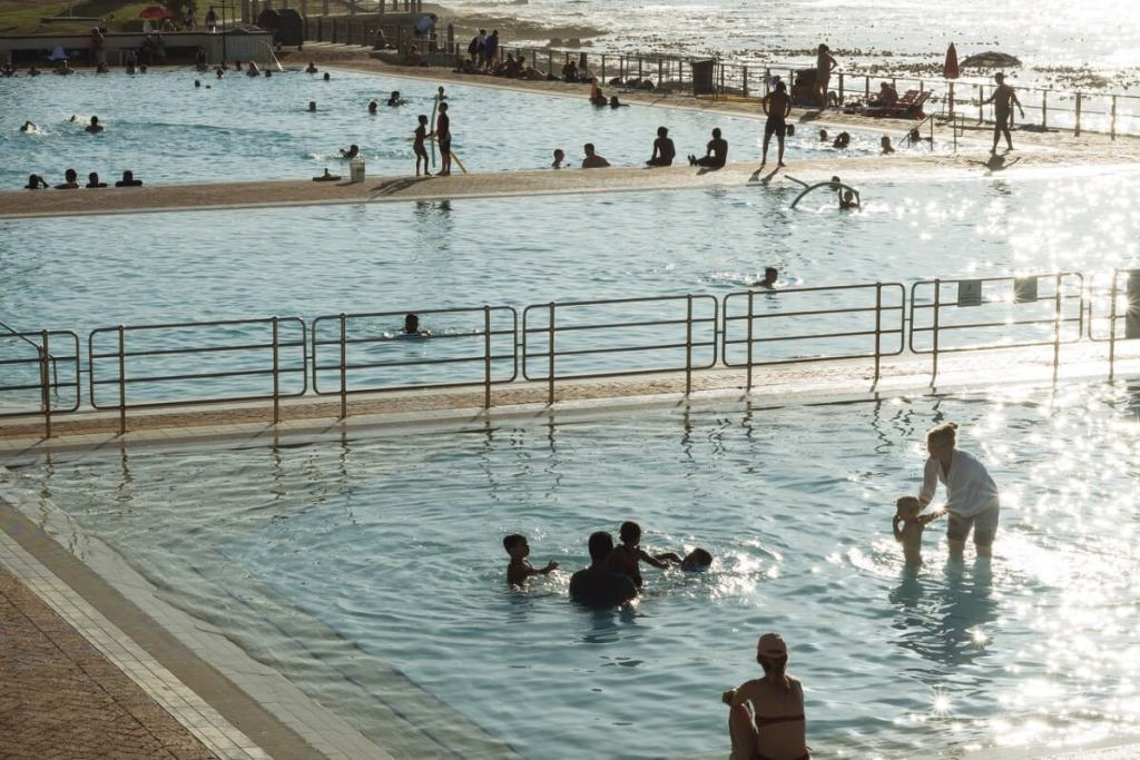Swimming Pool During Covid