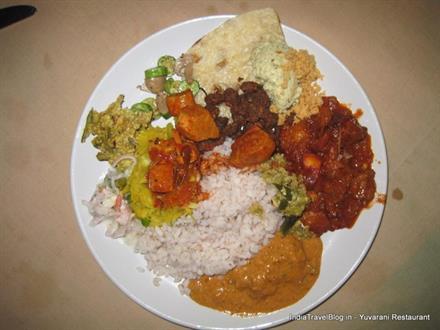 Hotel Yuvarani Best Buffet Lunch At ErnakulamKochi