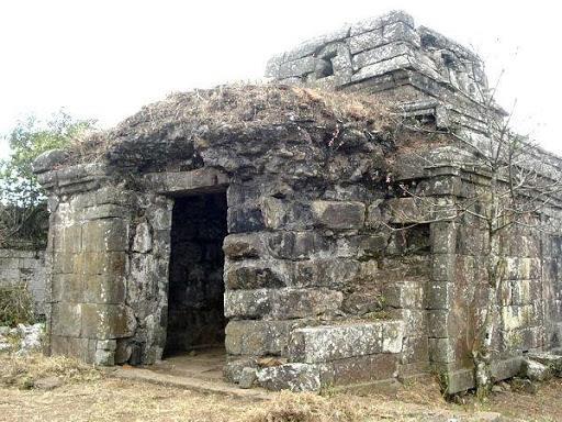 Kannagi Temple located in Kumili