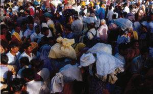 Kumbha crowds