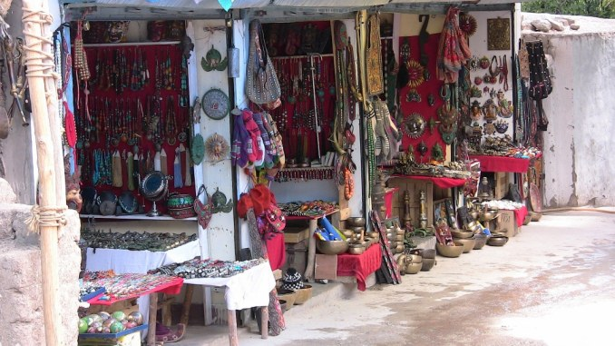 Ladakh Alchi Shopping
