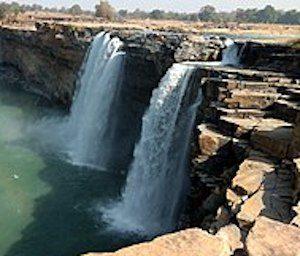 Chhatisgarh Chitrakoot Falls