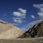 Landscape around Padum