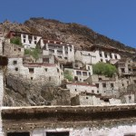 Monks Residences, Karcha Gompa