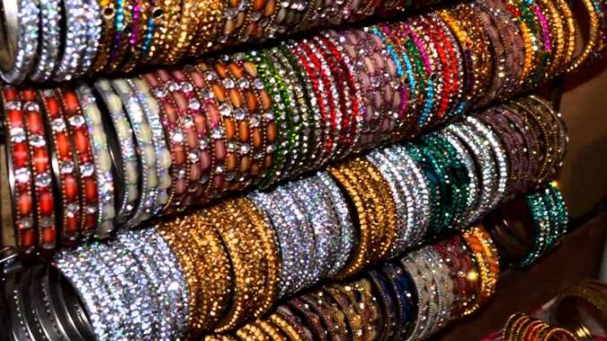famed Hyderabad bangles