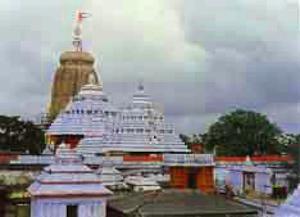 Puri temples