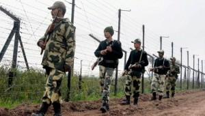 bsf Pathankot border