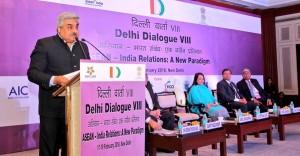 Delhi dialogue viii business