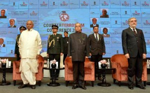 Pres counter terror conference