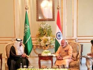 India-Saudi energy coope