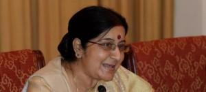 Swaraj twitter