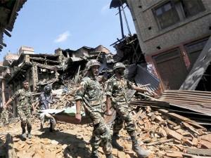 India aid to Nepal