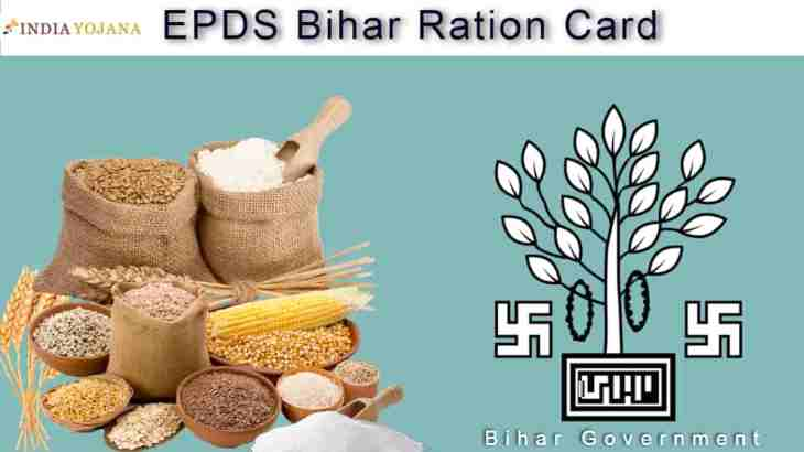 EPDS Bihar Ration Card