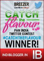 #CatchTheFlavour - Twitter Contest Winner