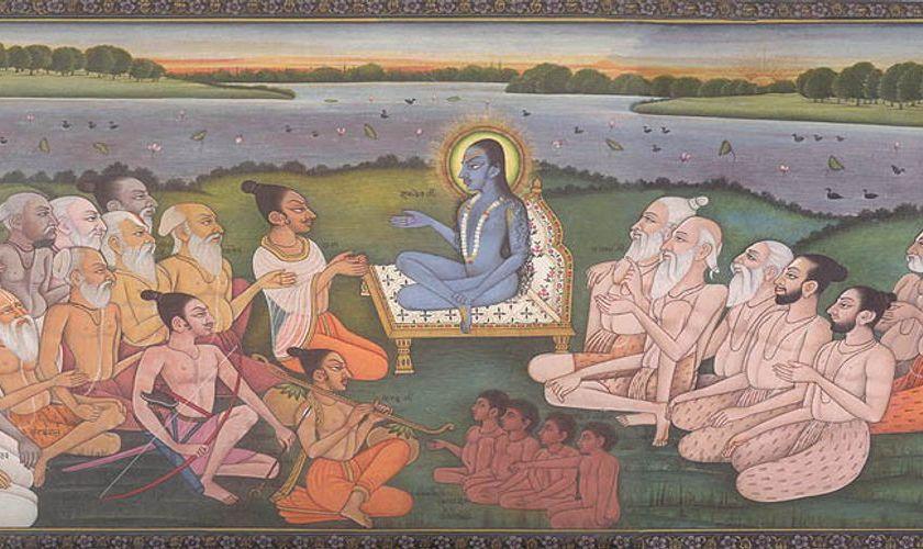 Story-telling tradition sanskrit