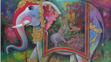 Significance of Elephant in Sanatana Dharma and Indic Culture