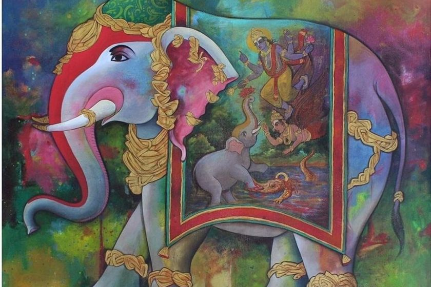 significance of elephants in hinduism