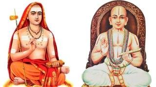 Isha Upanishad: Comparing the Commentaries of Adi Shankara and Vedanta Desika