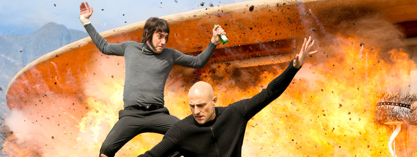 The Brothers Grimsby Review
