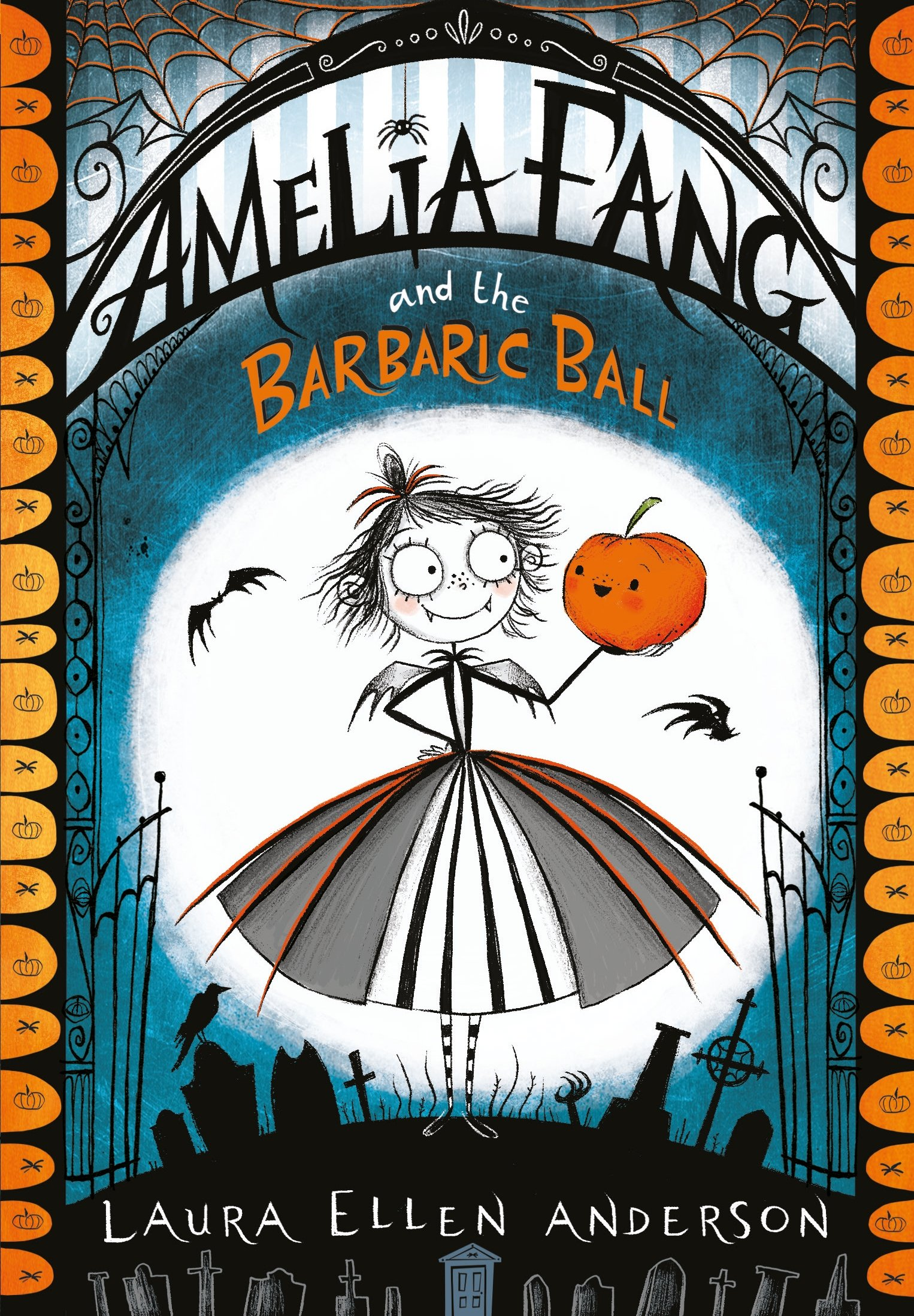 Amelia Fang and the Barbaric Ball