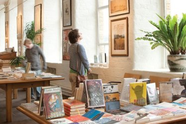 Salts Mill Bookshop
