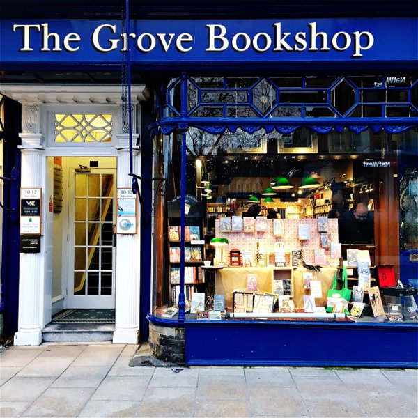The Grove Bookshop
