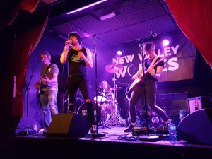 New Valley Wolves 'GOSPEL' EP Launch in The Workman's Club