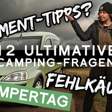 Testfazit: 5 Heizmöglichkeiten für Mini Camper: Van Wohnmobil Heizen ohne Standheizung