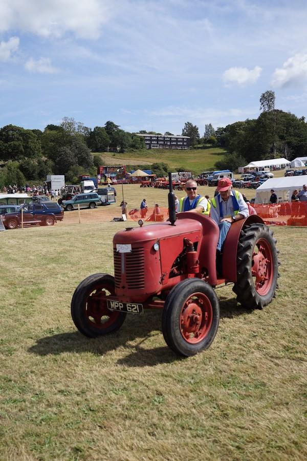 David Brown VAC 1 C Cropmaster Tractor