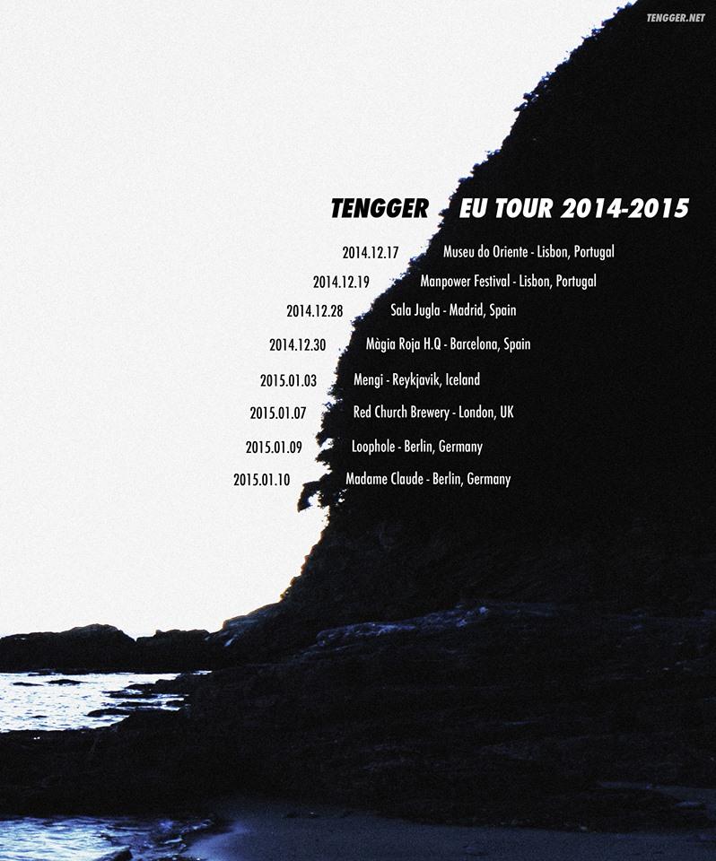 Tengger Starts 2015 in Europe