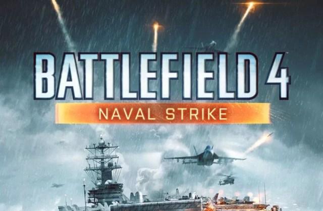 Free Battlefield 4 DLC: Naval Strike