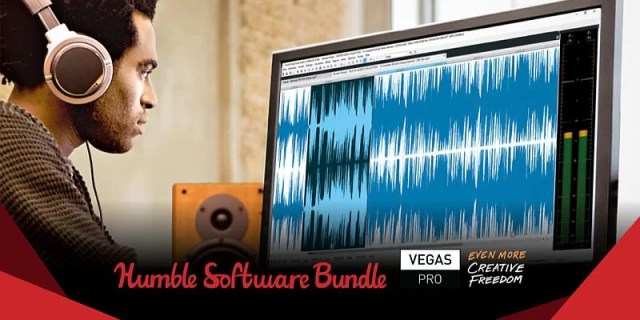 The Humble Software Bundle: VEGAS Pro Even More Creative Freedom