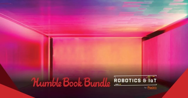 The Humble Book Bundle Robotics & IoT by Packt