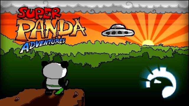 Super Panda Adventures is free on IndieGala