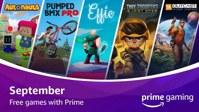 Free games with Amazon Prime Gaming for September 2020 – now live! 2